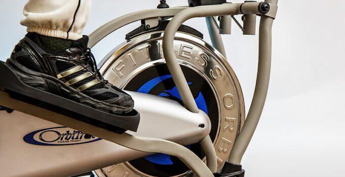 Proper Foot Position on Elliptical Machine (Expert Instructions)